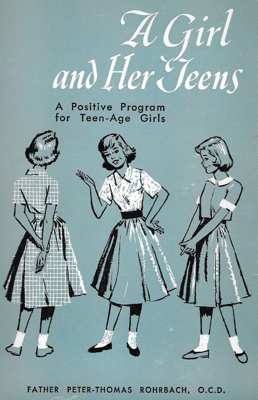 Vintage sex education books