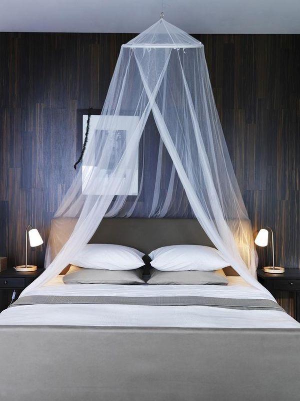 Lozka Z Baldachimem Dla Rozwaznej I Romantycznej Home Decor Bedroom Decor Home