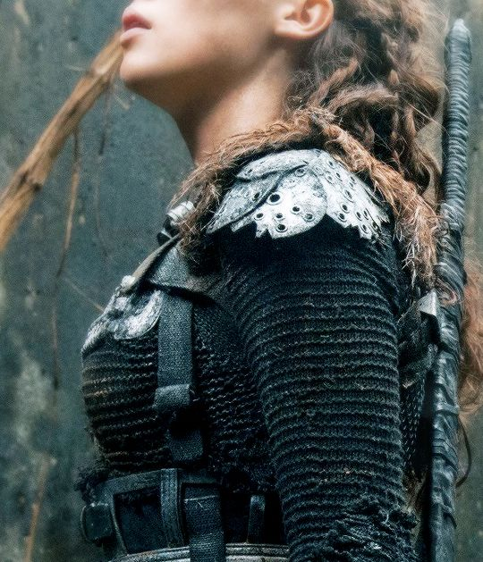 jus drein jus daun. | Commander lexa, Lexa the 100, Death girl