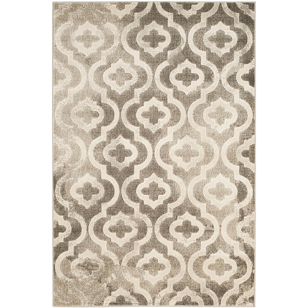 Safavieh Porcello Brittany Rug 4 1 X 6 8201430 Hsn In 2021 Area Rugs Grey