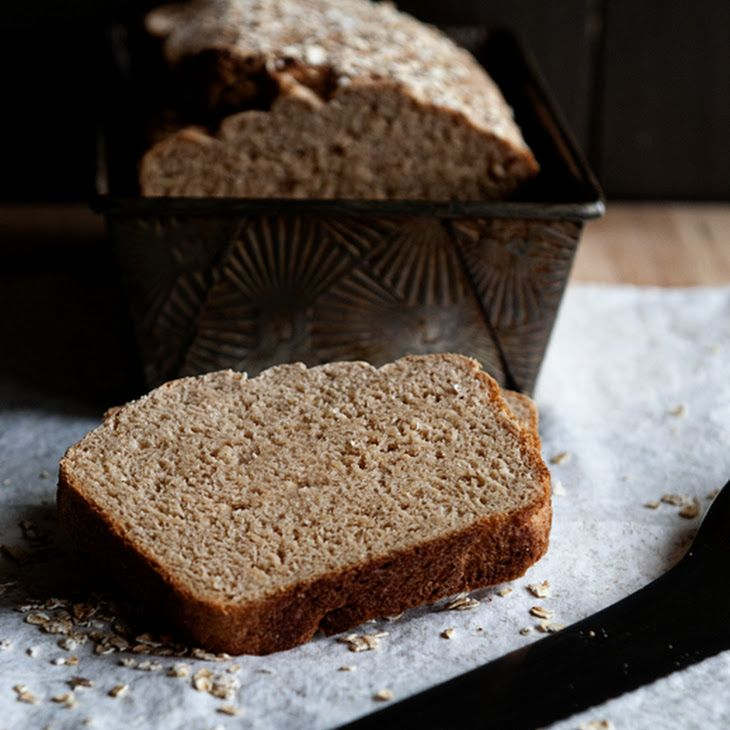 Homemade Country Oatmeal Bread For The Bread Machine Recipe