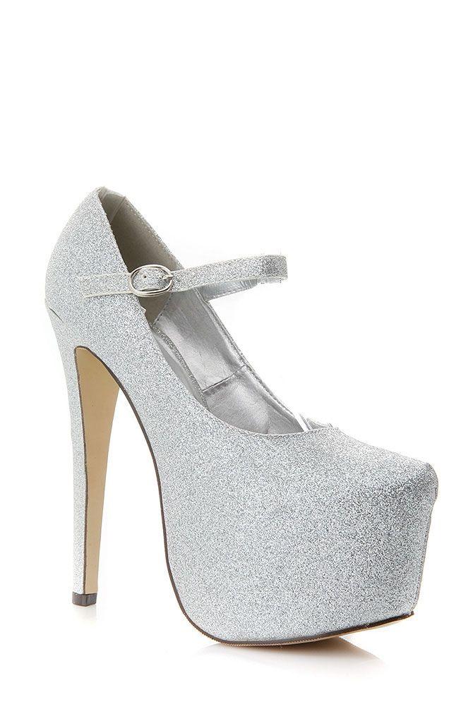 13f9b7a9c4 Glaze Glitter Almond Toe Pumps