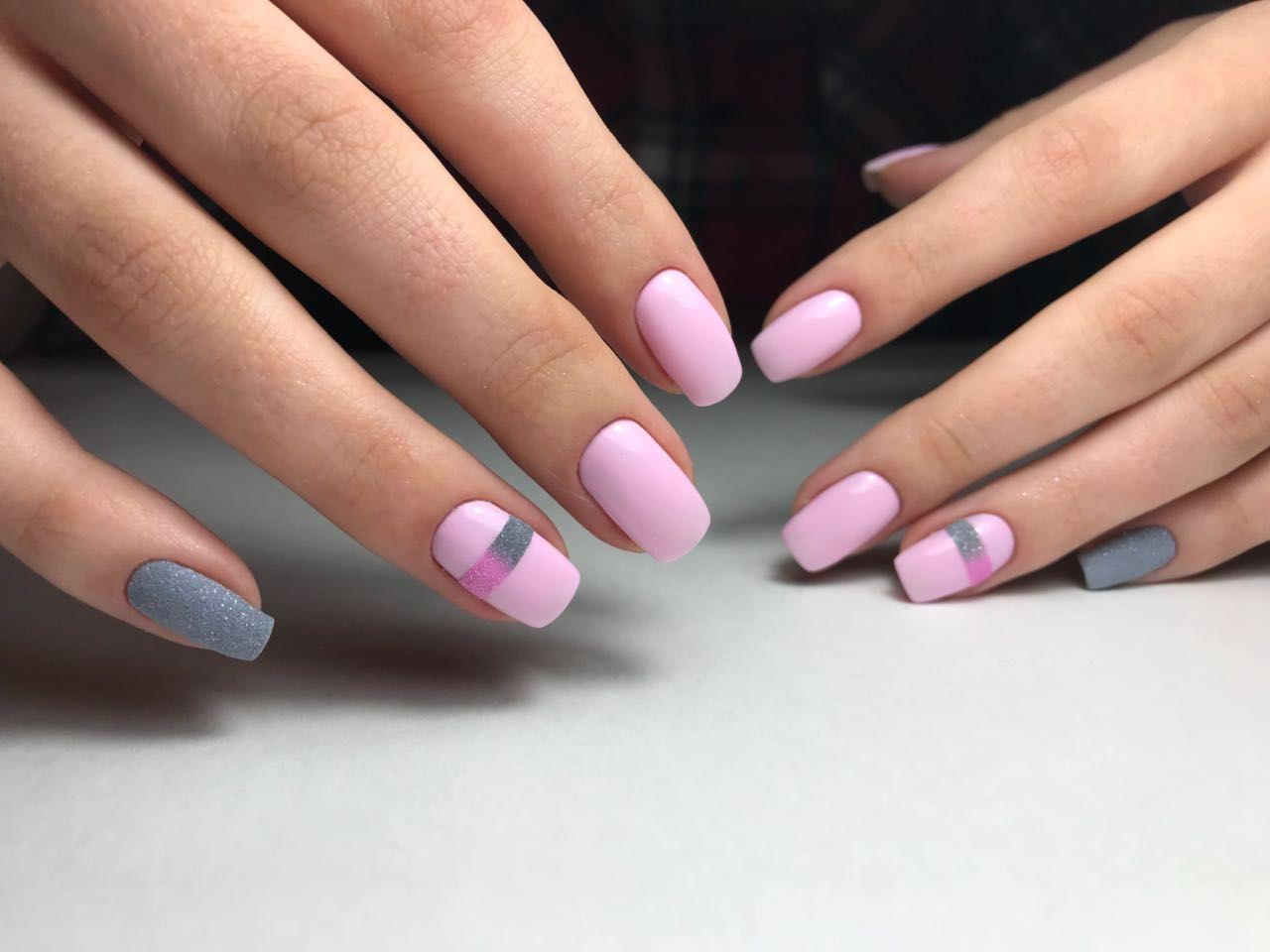 Маникюр - дизайн ногтей   VK   Маникюр in 25   Ногти ...