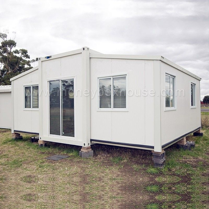 Prefabricated australia expandable container house for sale ...
