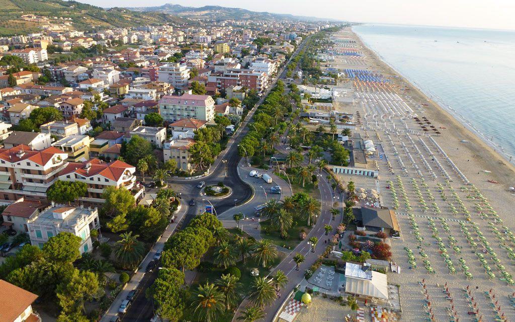Riccione Rimini And Cattolica Holidays 2015 Topflight Adriatic