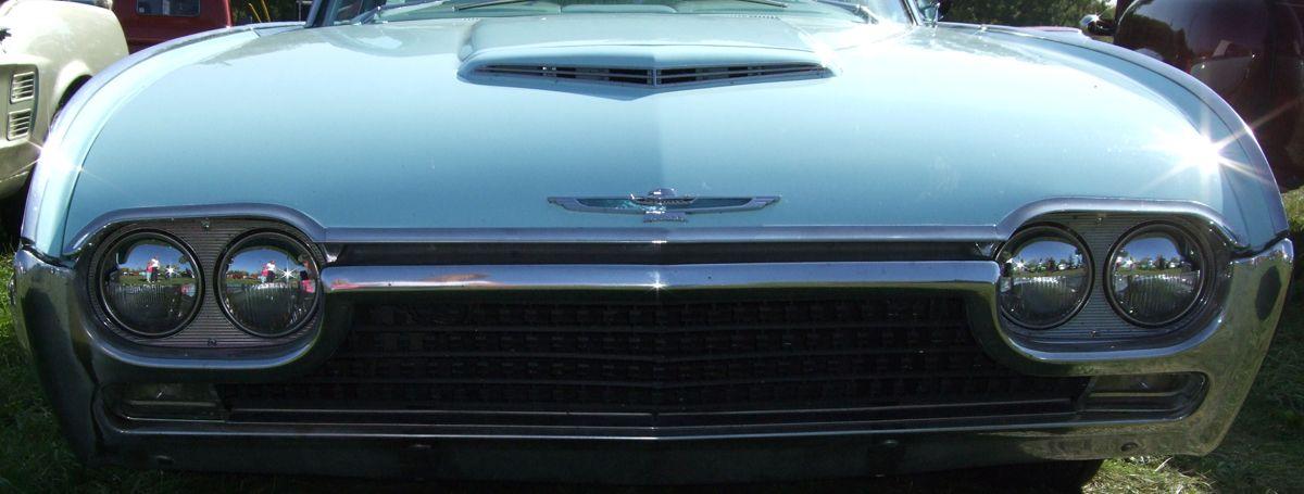 Thunderbird suv suv car