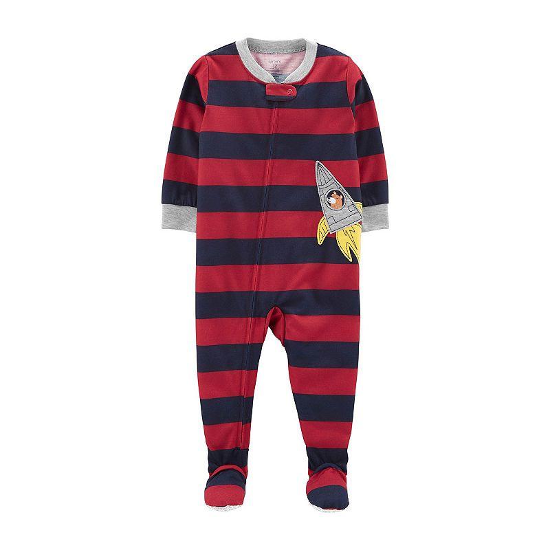 4d7e87e50 Carter's Carter'S One Piece Sleep - Baby Boy Boys Knit One Piece Pajama  Long Sleeve Round Neck
