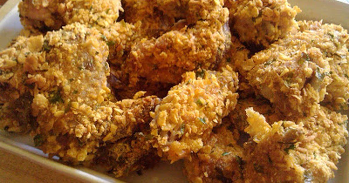 calorias alitas de pollo horno