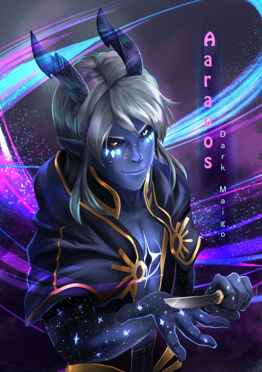 Pin de Ren AtomVL em The Dragon Prince Rpg, Galaxia