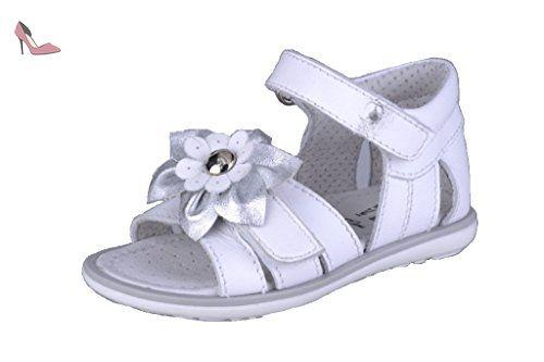 Nero Giardini Junior , Chaussures premiers pas pour bébé (fille) rose rose  22 -