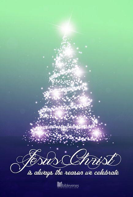 Jesus Is Always The Reason We Celebrate