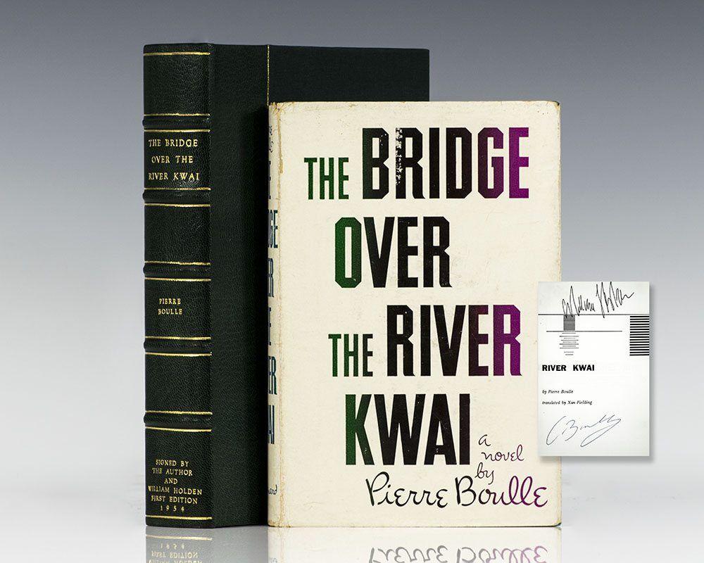 bridge over the river kwai book