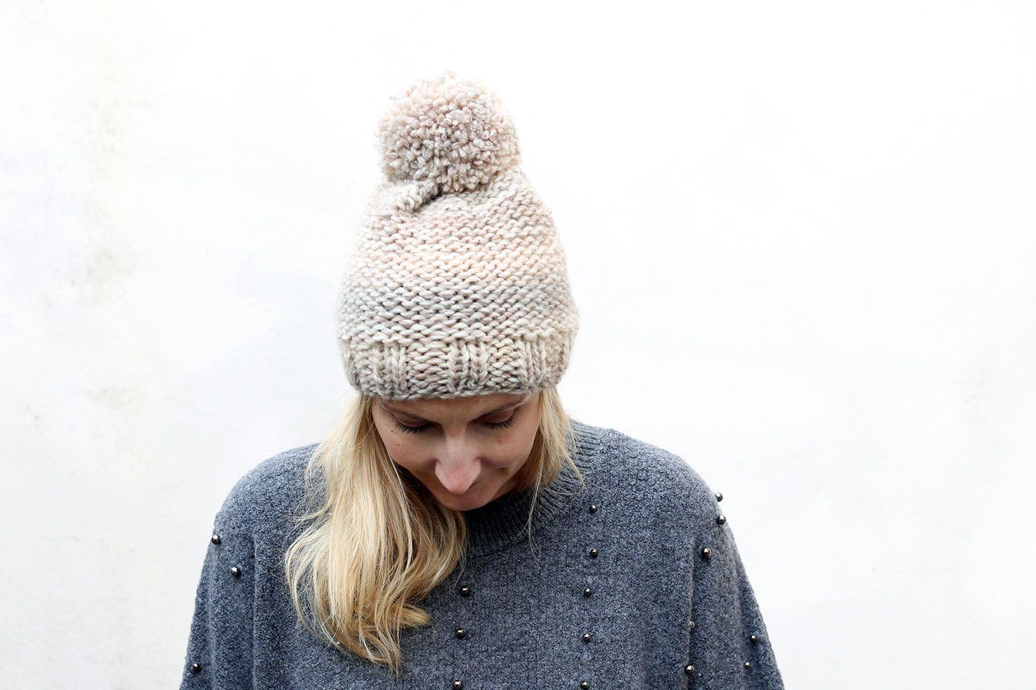 easy bobble hat knitting pattern for women.jpg  f1b78060c31