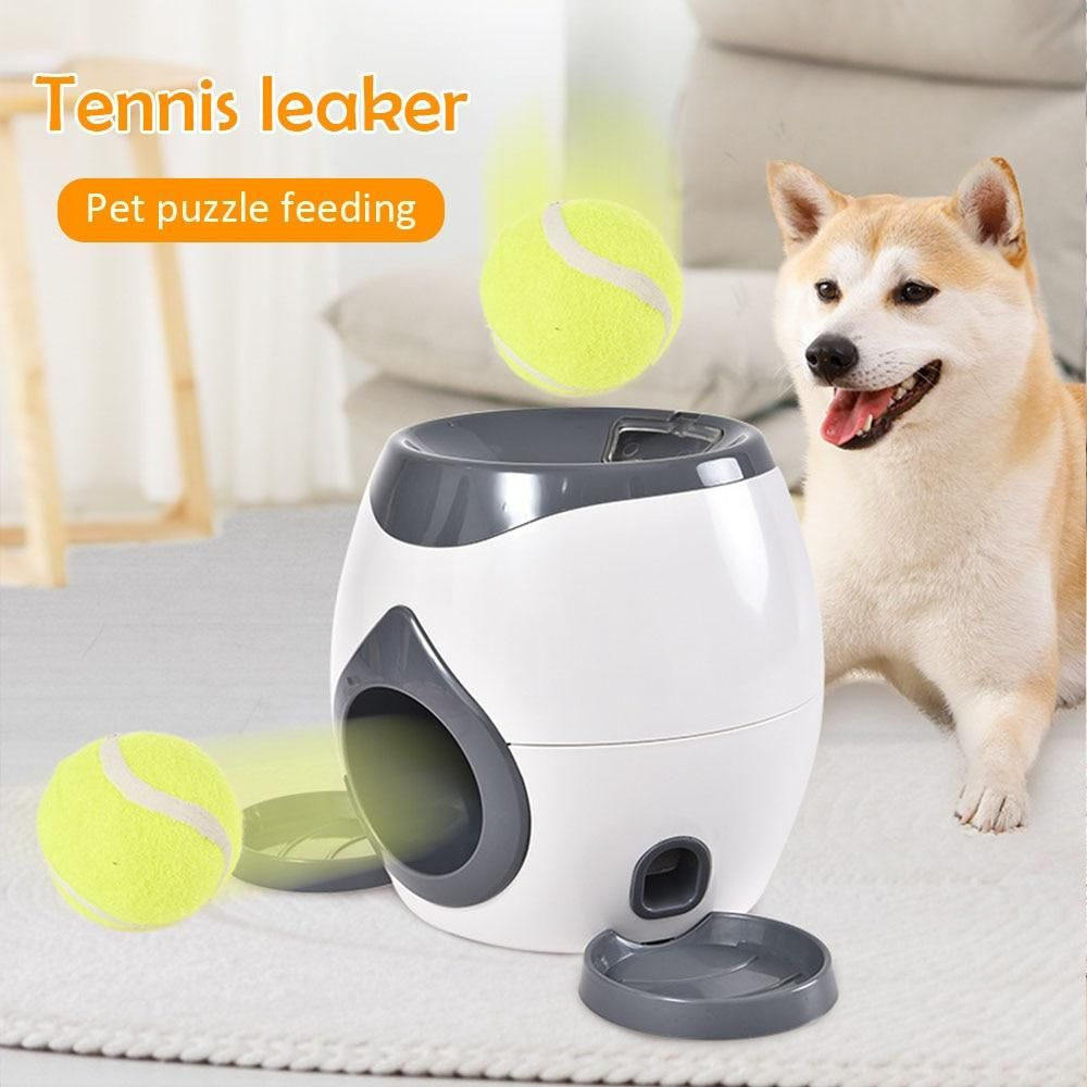 1 Pc Catapult For Dogs Interactive Tennis Ball Launcher Jumping Ball Pitbull Toys Tennis Ball In 2020 Dog Ball Pitbull Toys Ball Launcher