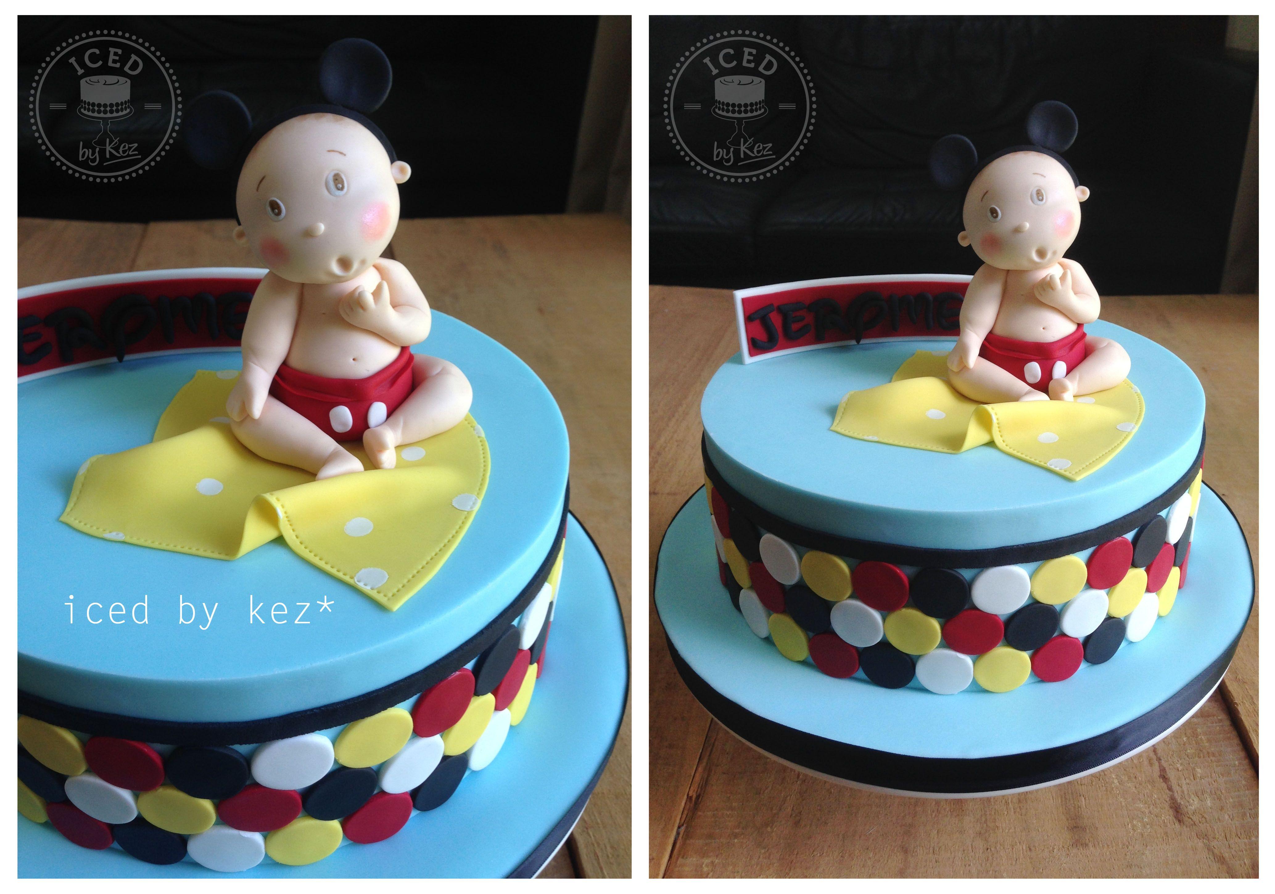 1st birthday - Mickey Mouse theme :) birthday boy dressed up as Mickey! Super Cute! x