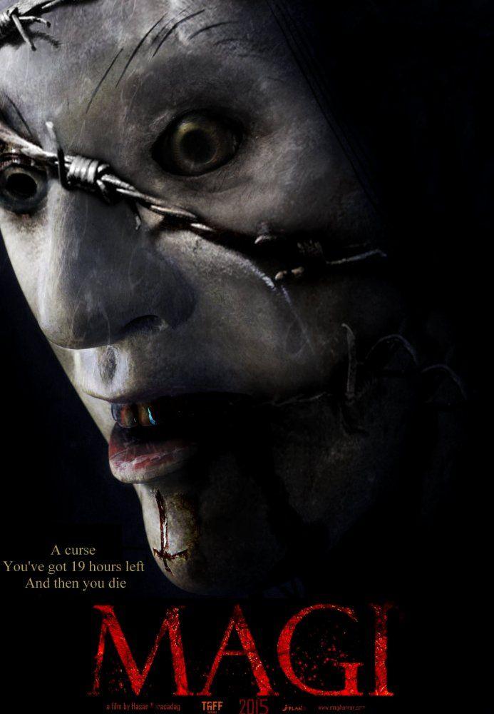 Yerli Korku Filmleri Kategorisinde Yer Alan Magi Filmi Imdb Den 6 8 Puan Aliyor Magi Filmini Http Www Yerlihd Com M Horror Movie Posters Film Korku Filmleri