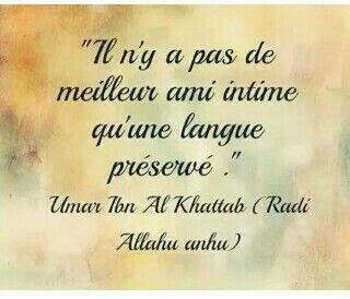 Ibn Khattab  -  La langue = meilleure amie de l homme...