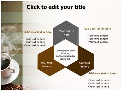 coffee makers powerpoint templates powerpoint presentation on