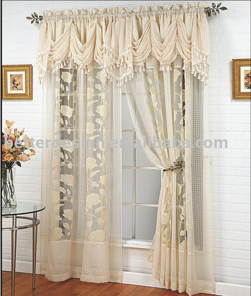 Window Curtain Design Ideas, Curtain Pelmet Designs And