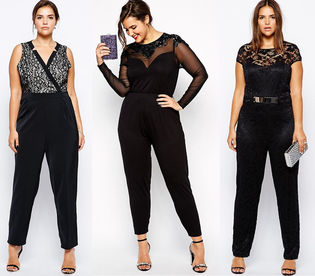 c3f692c58b1 Shapely Chic Sheri  12 Plus Size Jumpsuits for the Holidays