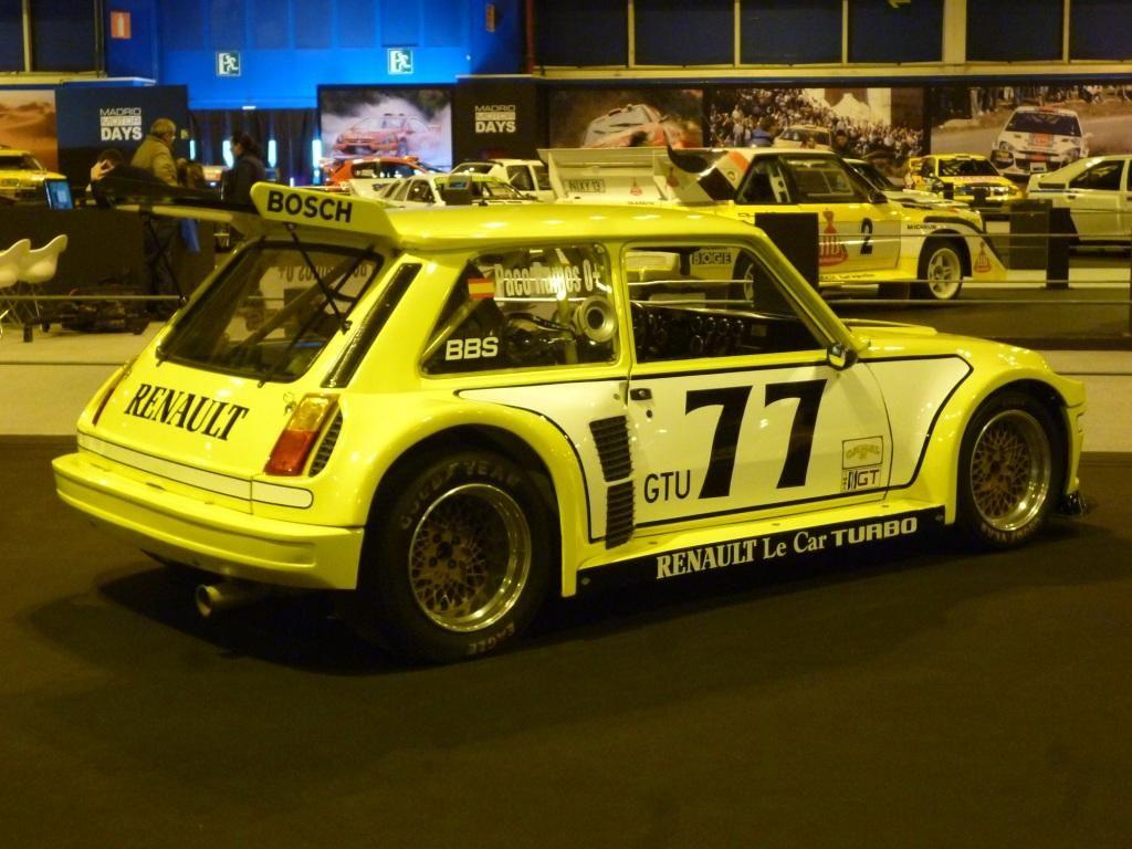 Renault 5 Le Car Turbo Imsa