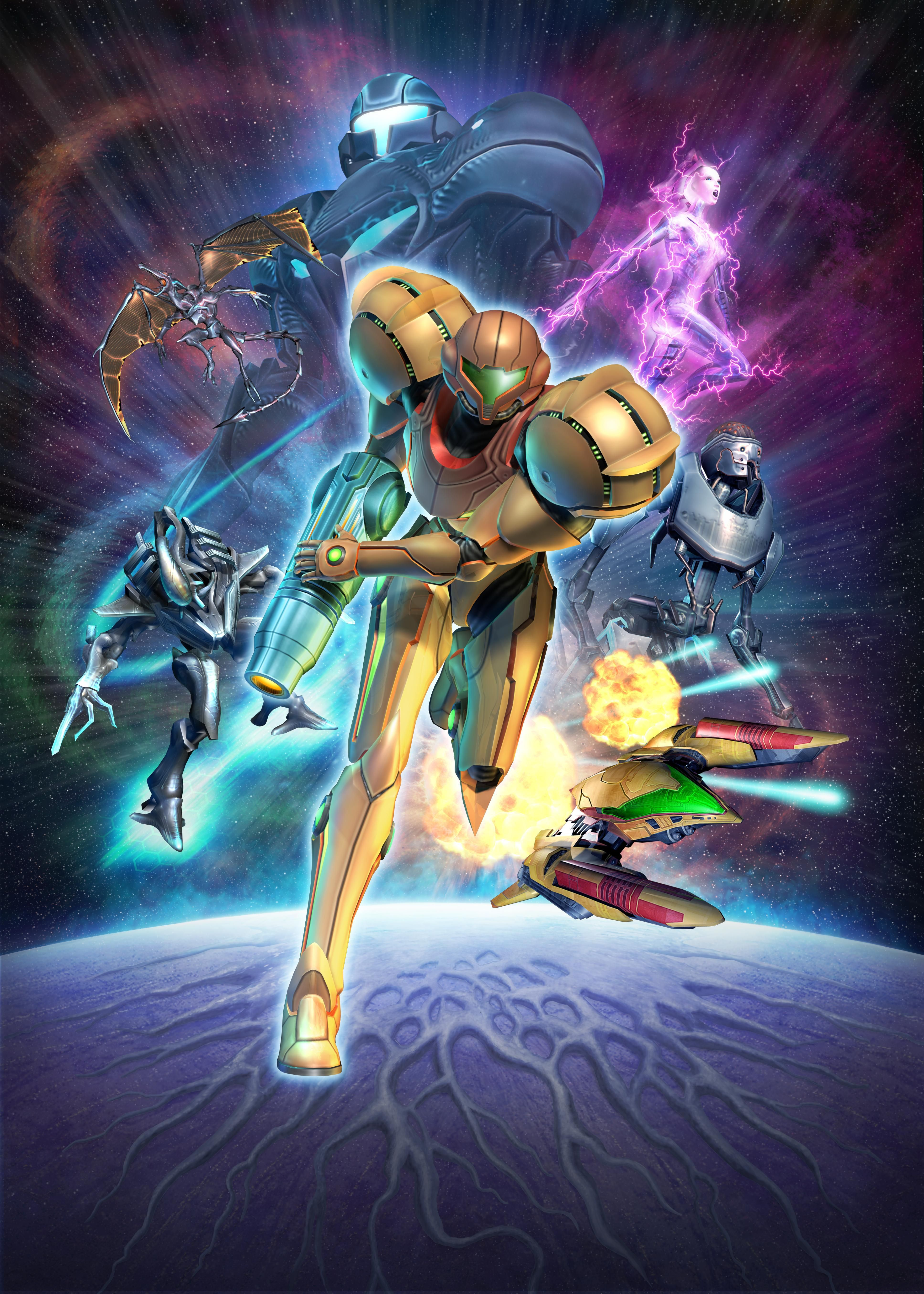 File Metroid Prime 3 Poster Jpg Samus Aran Metroid Prime Metroid Samus
