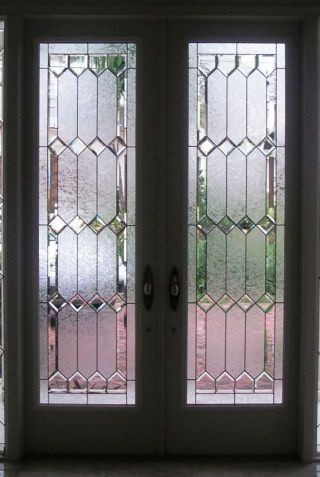 images of glass double front doors for homes Exterior Doors