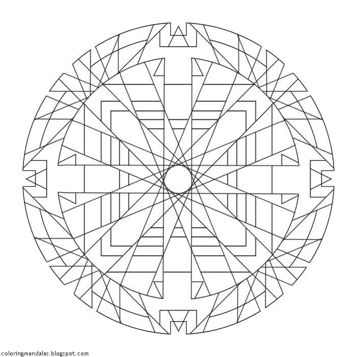 coloring mandalas 51 divine guidance sacred geometry mandalas and complex designs pinterest. Black Bedroom Furniture Sets. Home Design Ideas