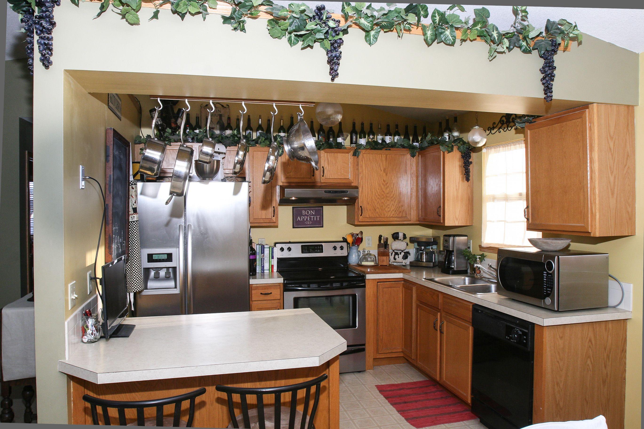 You Will Love The Kitchen 8202 W Abderdeen Wichita Ks Kitchen Kitchen Cabinets Home Decor