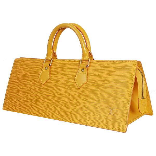 Louis Vuitton Pre-owned - Triangle leather handbag VpfnO