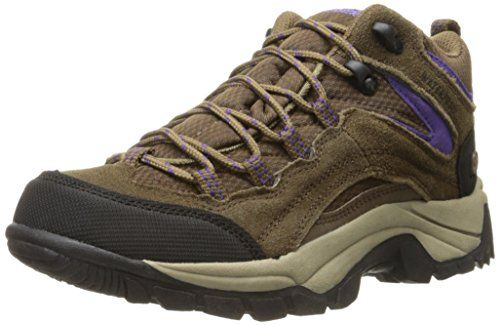 Northside Womens Pioneer WP Hiking Boot StonePurple 9 M US *** Details can be found by clicking on the image.