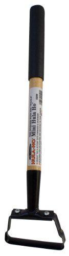 Flexrake 500W Hula-Ho Mini Flexrake Hula-Ho with 14-Inch Wood Handle Flexrake http://www.amazon.com/dp/B000DCOOEI/ref=cm_sw_r_pi_dp_My25wb02Q024T