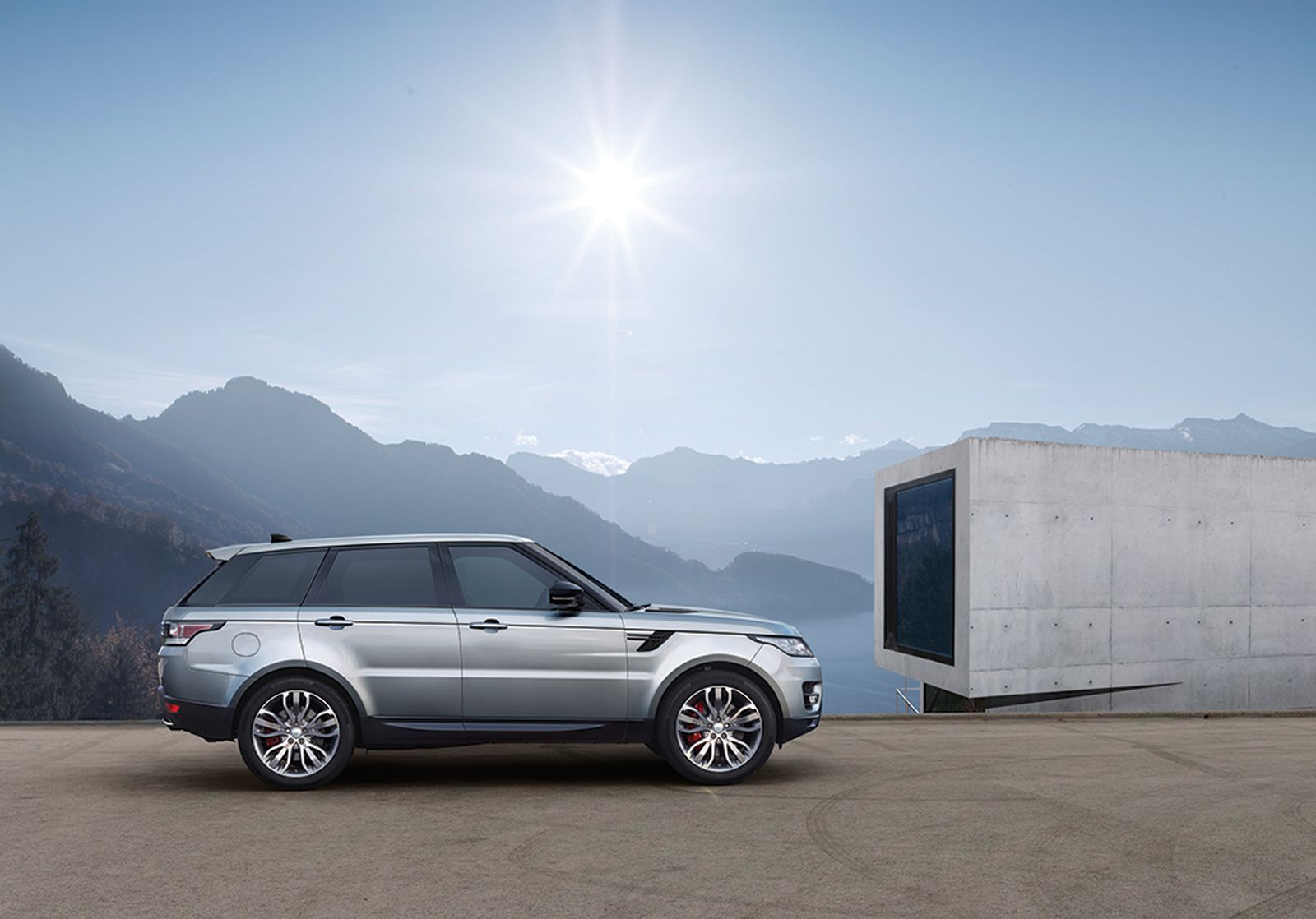 2017 Range Rover Sport Arrives In The US Priced From