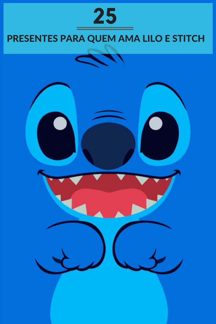 25 presentes perfeitos para quem ama Lilo & Stitch