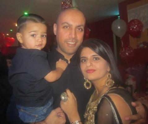 Family raise thousands for children's heart charity