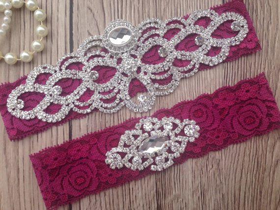 Hey, I found this really awesome Etsy listing at https://www.etsy.com/listing/227704205/fuchsia-wedding-garter-bridal-garter