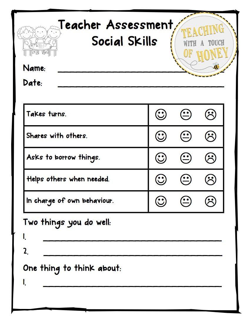 Behavior Goal Setting For Students Assessment and