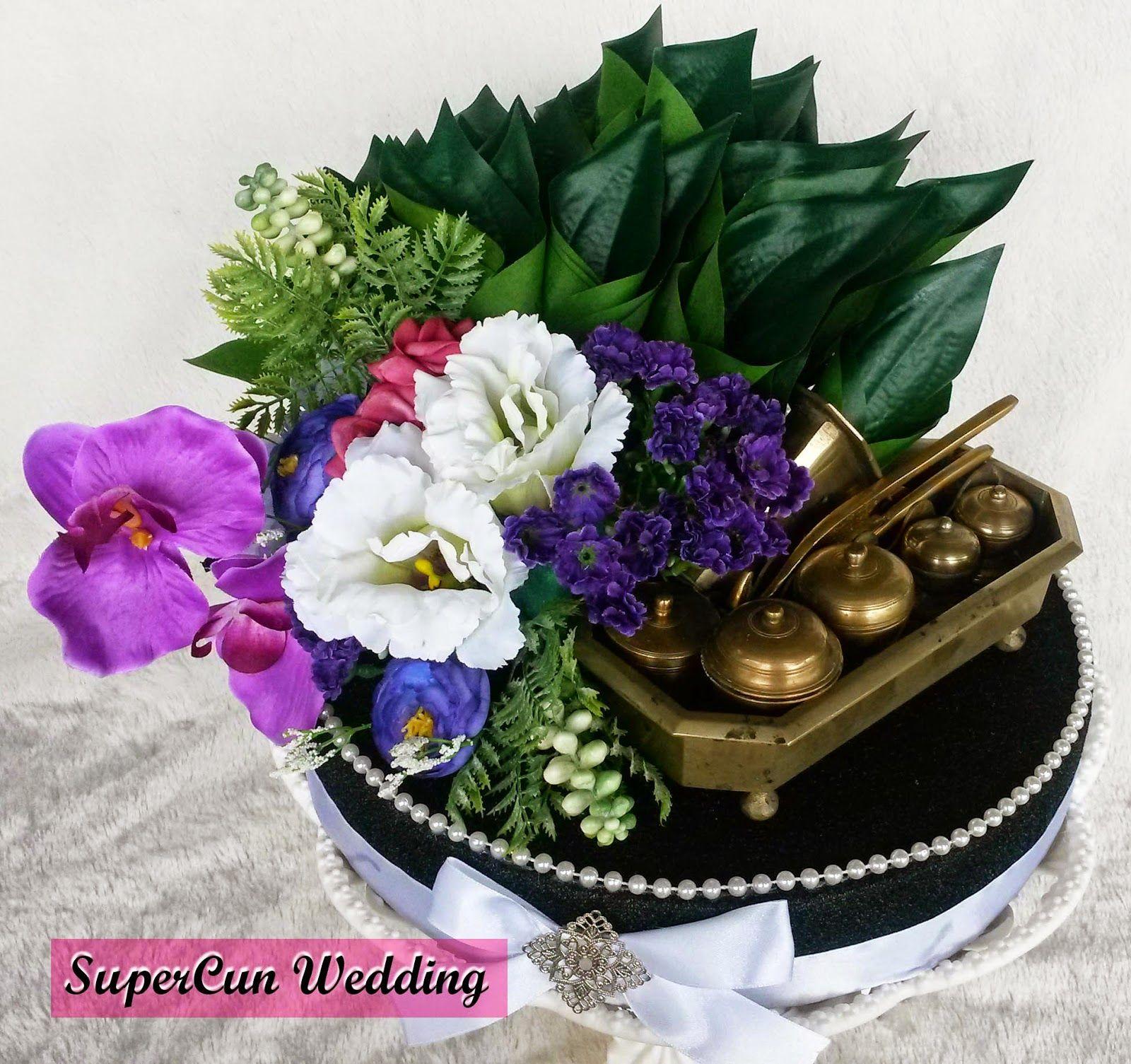 Hantaran Tunang Purple Nurul Izzati In 2019 Wedding