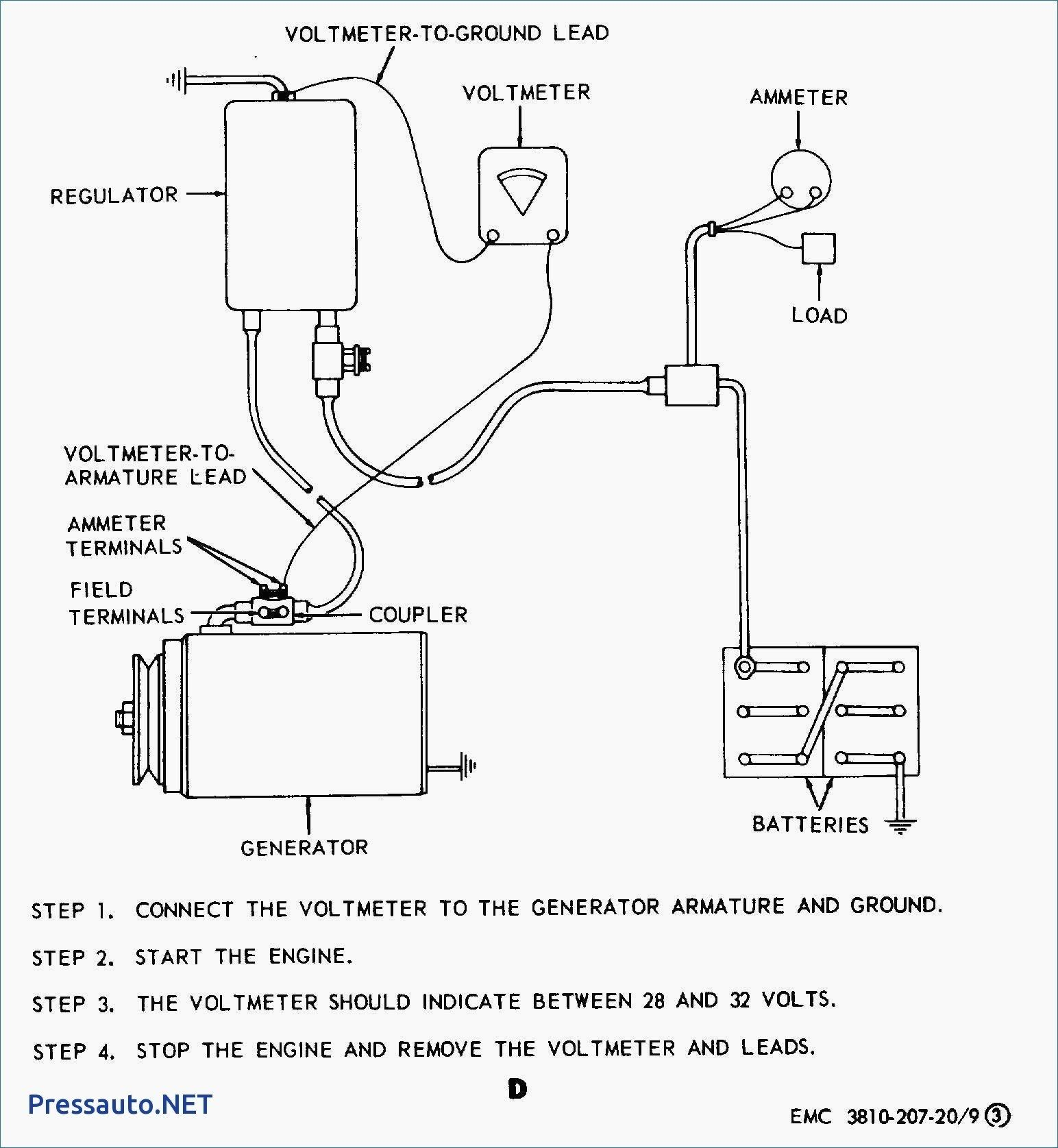 4 Wire Alternator Wiring - wiring diagram on the net  Wire Alternator Schematic on