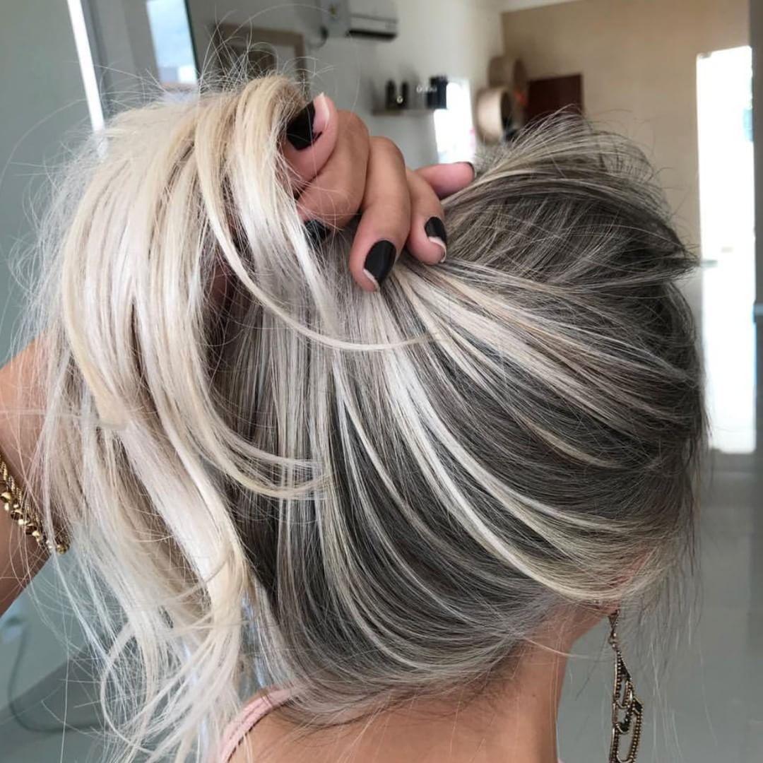Ash Blonde Dimension Nayara Bezerra0 Dark Ash Blonde Hair