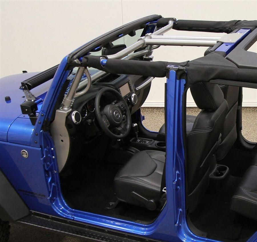 The most proven Jeep JK cage on the market! Design and