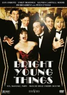 Bright Young Things, DVD