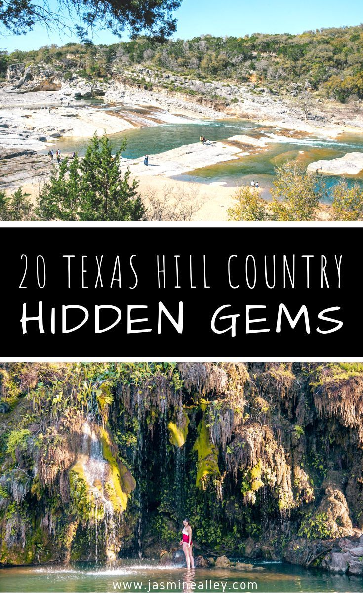 20 Hidden Gems in Fredericksburg, Texas and Surrounding Hill Country