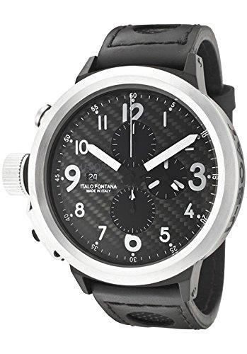 Just Listed! U Boat Flightdeck Black Carbon Fiber Men's Wristwatch in Black Leather 6120 https://www.myswisswatchbrands.com/product/u-boat-flightdeck-black-carbon-fiber-mens-wristwatch-in-black-leather-6120/ @#U-Boat