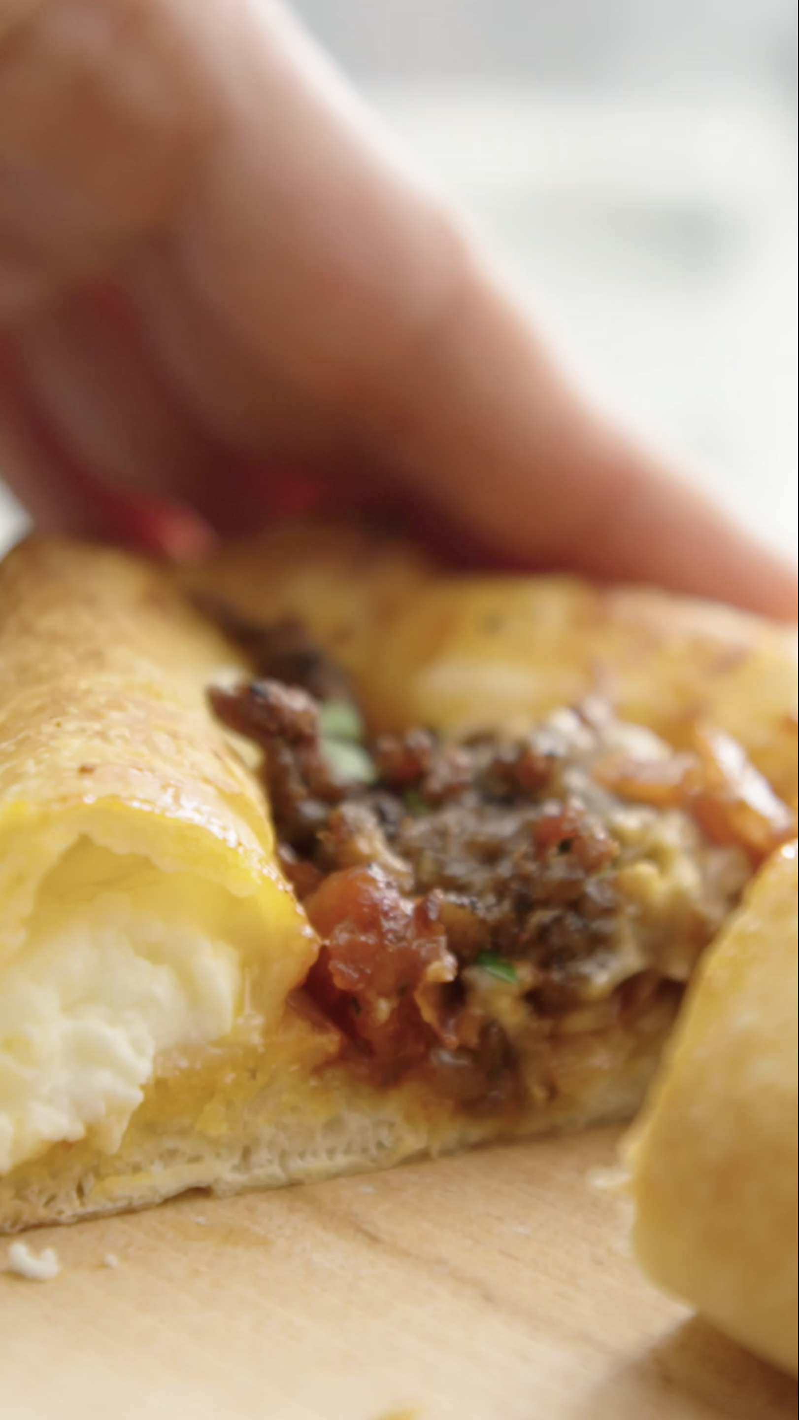 Photo of Pide! Turkish bread with mince
