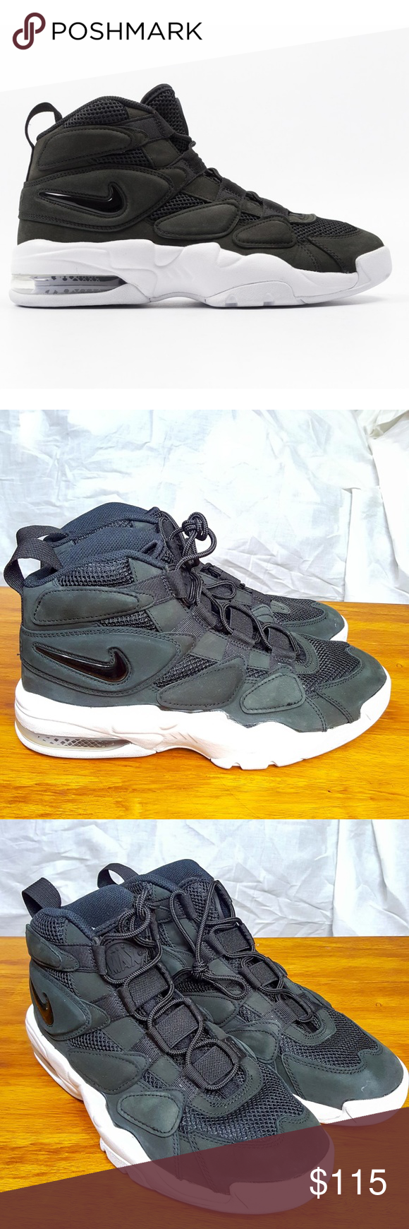 Nike Shoes | Air Max Uptempo 97 Size 115 Le Hoh | Poshmark