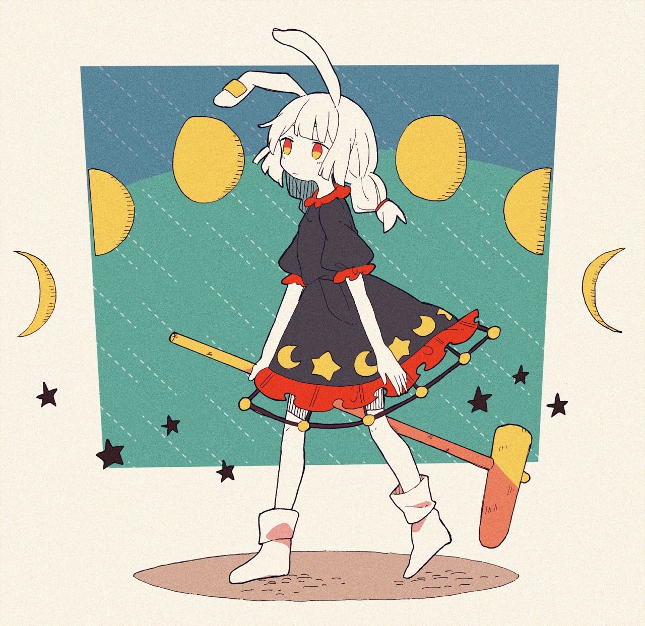 東方 image by Obake おばけ Aesthetic anime, Cute drawings