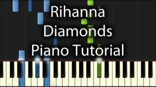 synthesia piano tutorial - YouTube