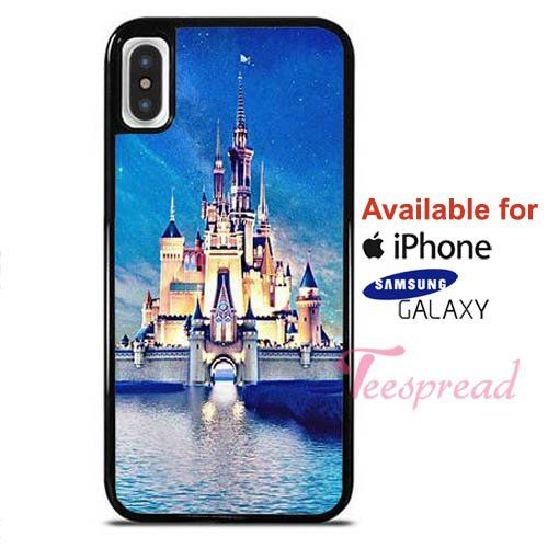 buy popular 2b541 e3d2a Disney Castle iPhone X Cases, iPhone Cases, Samsung Galaxy Cases ...