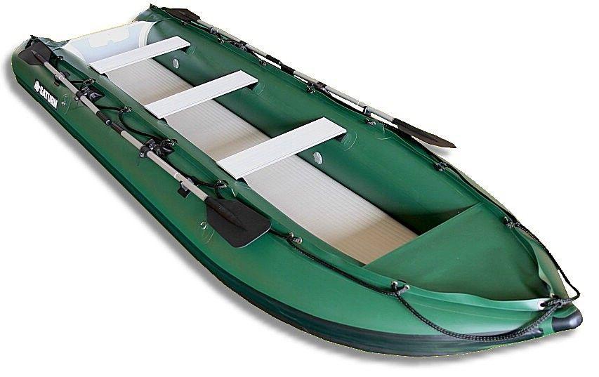 15' KaBoat SK470XL - Green | Inflatable Fishing Boats ...
